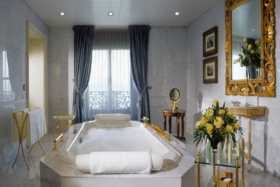 Beau-Rivage Palace - Lausanne, Switzerland - 5 Star Luxury Hotel