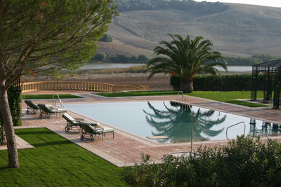 Hotel Cortijo Soto Real - Seville, Andalucia, Spain - Luxury Country House Hotel