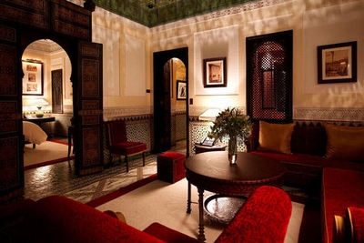 La Mamounia - Marrakech, Morocco - 5 Star Luxury Hotel