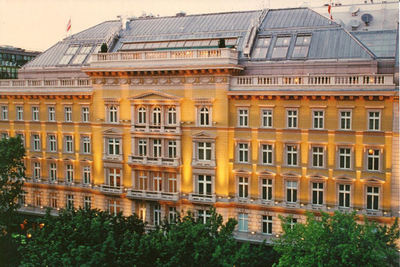 Grand Hotel Wien - Vienna, Austria - 5 Star Luxury Hotel