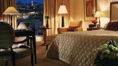 Four Seasons Hotel Amman, Jordan 5 Star Luxury Hotel