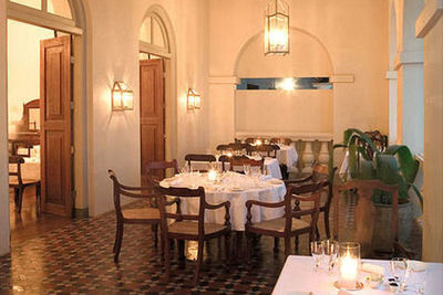 Amangalla - Galle Fort, Sri Lanka - Exclusive 5 Star Luxury Hotel