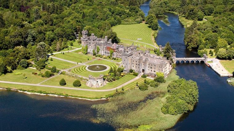 Ashford Castle - Co Mayo, Ireland - 5 Star Luxury Golf & Spa Resort Hotel-slide-3