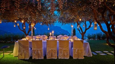 Belmond Hotel Caruso - Ravello, Amalfi Coast, Italy - Exclusive 5 Star Luxury Resort