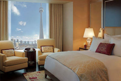 The Ritz Carlton Toronto - Ontario, Canada - 5 Star Luxury Hotel