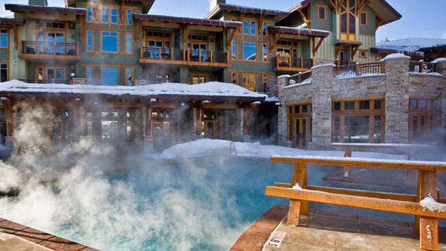 Hyatt Escala Lodge - Park City, Utah - Luxury Ski Resort-slide-3