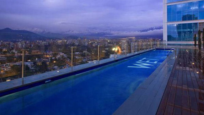 W Santiago - Chile - Luxury Hotel-slide-2