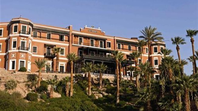 Sofitel Legend Old Cataract Aswan Egypt Luxury Hotel