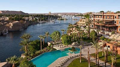 Sofitel Legend Old Cataract Aswan, Egypt Luxury Hotel