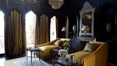 Selman Marrakech, Morocco Exclusive 5 Star Luxury Hotel