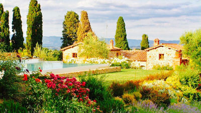 Relais San Sanino - Tuscany, Italy - 4 Exclusive Luxury Suites in the Countryside