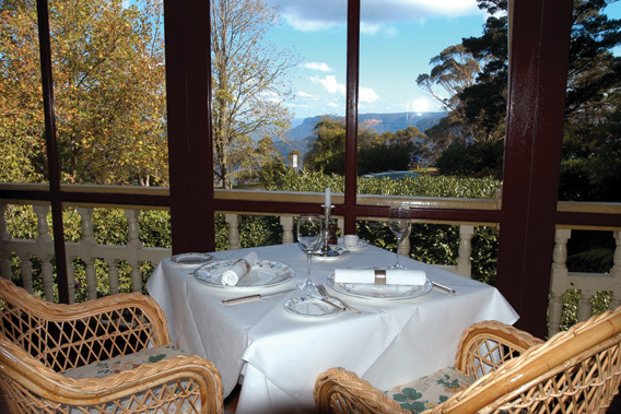 Lilianfels, A Luxury Collection Resort - Katoomba, Blue Mountains, Australia-slide-1