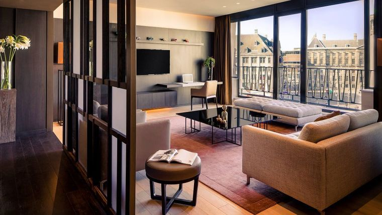 Nh Collection Grand Hotel Krasnapolsky Amsterdam Netherlands