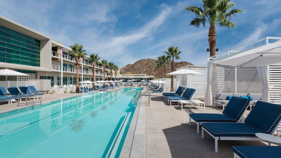 Mountain Shadows - Paradise Valley, Scottsdale, Arizona - Luxury Resort