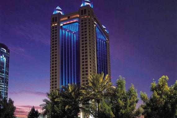Fairmont Dubai United Arab Emirates 5 Star Luxury Hotel