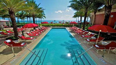 Acqualina Resort & Spa on the Beach - Sunny Isles, Miami, Florida