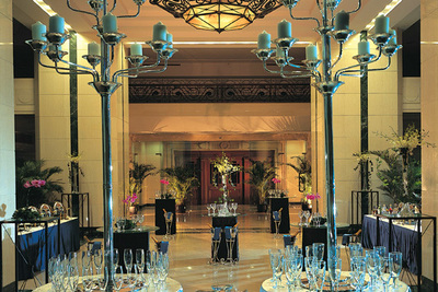 The Portman Ritz-Carlton - Shanghai, China - 5 Star Luxury Hotel