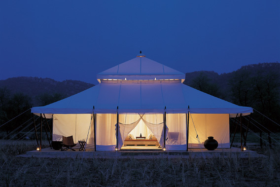 Aman-i-Khas - Ranthambhore National Park, Rajasthan, India - Luxury Safari Camp-slide-3