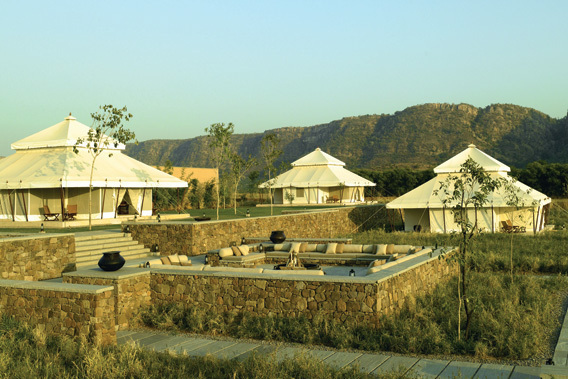 Aman-i-Khas - Ranthambhore National Park, Rajasthan, India - Luxury Safari Camp-slide-1