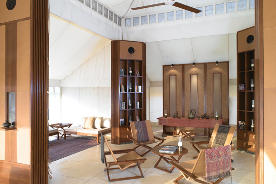 Aman-i-Khas - Ranthambhore National Park, Rajasthan, India - Luxury Safari Camp-slide-2