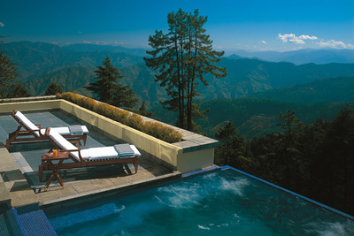 Wildflower Hall - Himalayas, India - Luxury Spa Resort