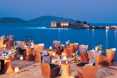 Elounda Beach Hotel - Crete, Greece - 5 Star Luxury Resort