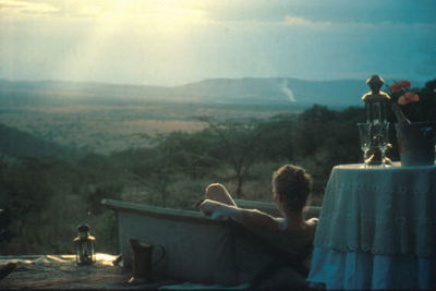 Cottar's 1920's Camp - Masai Mara, Kenya - Luxury Safari Camp