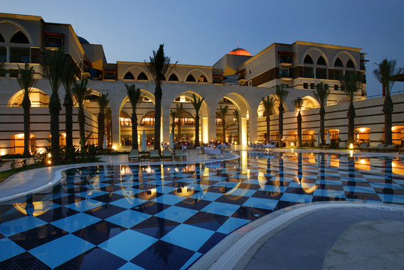 Dome Belek Turkey 5 Star Luxury Resort