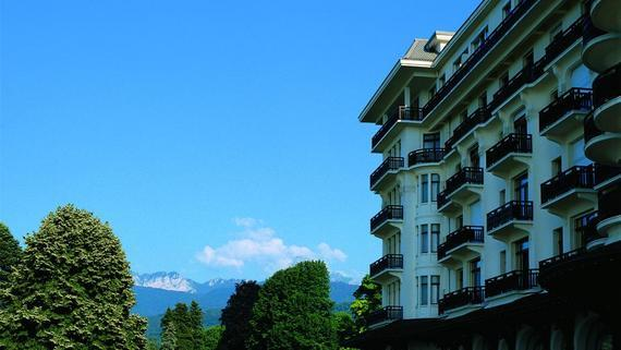 Hotel Royal Evian - Evian-les-Bains, France - 5 Star Luxury Resort-slide-3