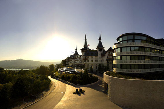 The Dolder Grand - Zurich, Switzerland - 5 Star Luxury Resort Hotel-slide-12