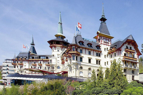The Dolder Grand - Zurich, Switzerland - 5 Star Luxury Resort Hotel-slide-8
