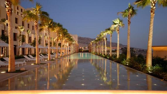 Kempinski Hotel Ishtar Dead Sea Jordan 5 Star Luxury Resort Slide 3