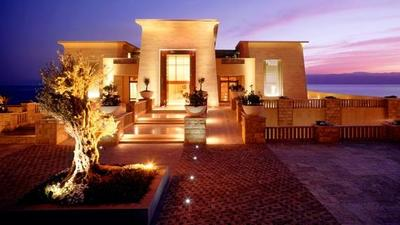 Kempinski Hotel Ishtar Dead Sea, Jordan 5 Star Luxury Resort