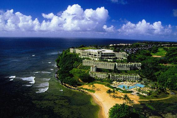 The Princeville Resort Kauai Hawaii 5 Star Luxury Hotel