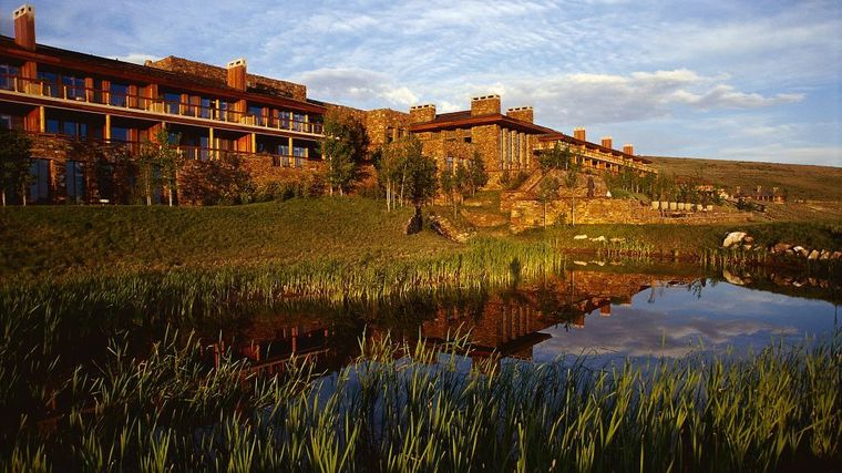 Amangani - Jackson Hole, Wyoming - Exclusive 5 Star Luxury Resort Hotel-slide-1