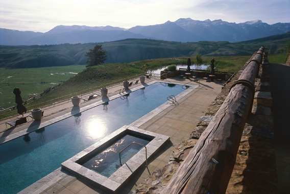 Amangani - Jackson Hole, Wyoming - Exclusive 5 Star Luxury Resort Hotel-slide-4