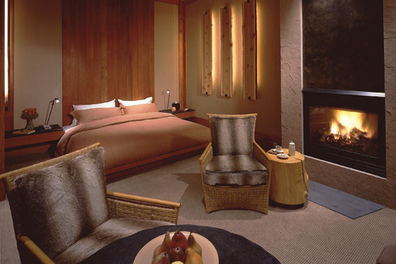 Amangani - Jackson Hole, Wyoming - Exclusive 5 Star Luxury Resort Hotel-slide-2