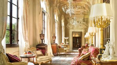 Four Seasons Hotel Firenze - Florence, Italy - Exclusive 5 Star Luxury Hotel