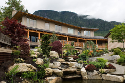 Sonora Resort - British Columbia, Canada - Luxury Lodge