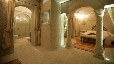Anatolian Houses - Goreme, Cappadocia, Turkey - Exclusive Boutique Luxury Hotel