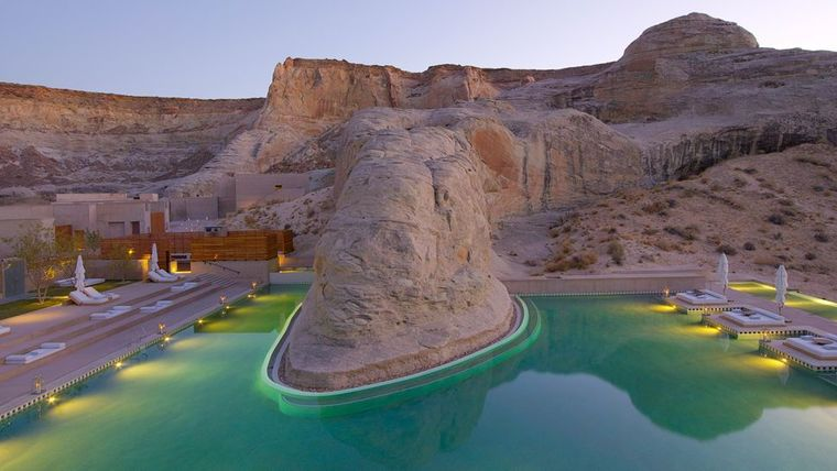 Amangiri - Lake Powell, Utah - Exclusive 5 Star Luxury Resort-slide-14