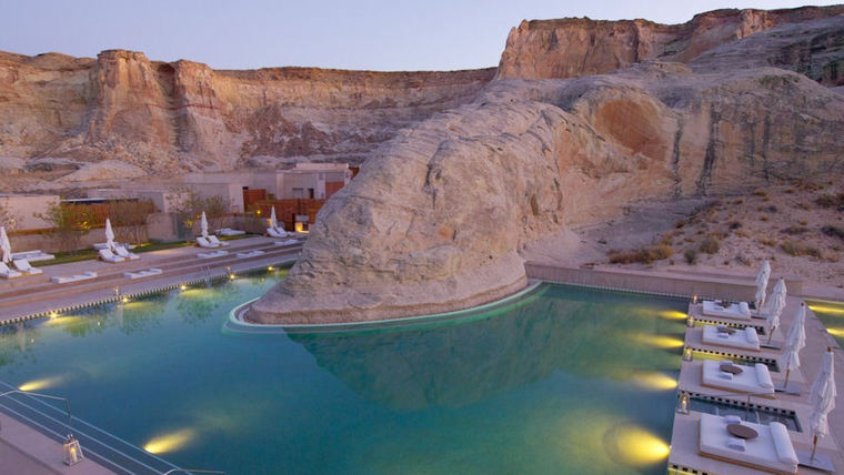 Amangiri - Lake Powell, Utah - Exclusive 5 Star Luxury Resort-slide-3