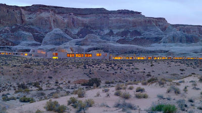Amangiri - Lake Powell, Utah - Exclusive 5 Star Luxury Resort