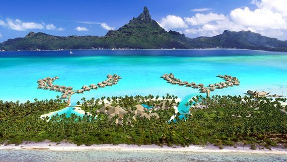 Intercontinental Bora Bora Resort & Thalasso Spa, French Polynesia 5 Star Luxury Hotel-slide-2