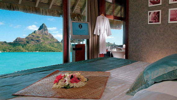 Intercontinental Bora Bora Resort & Thalasso Spa, French Polynesia 5 Star Luxury Hotel-slide-1
