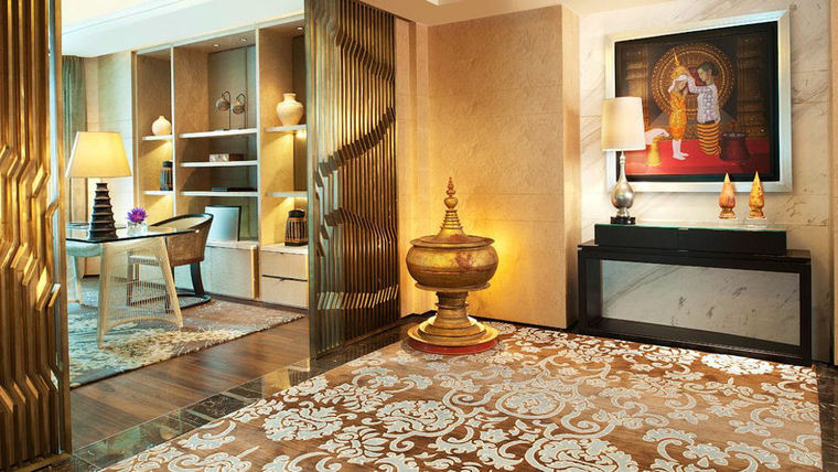 Siam Kempinski Hotel Bangkok Thailand 5 Star Luxury Hotel