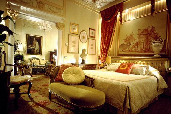 The St Regis Rome Italy 5 Star Luxury Hotel