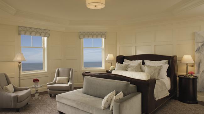 The Ritz Carlton Half Moon Bay, California 5 Star Luxury Resort Hotel Slide