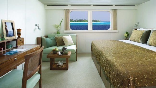 Four Seasons Explorer Yacht - Maldives -slide-3