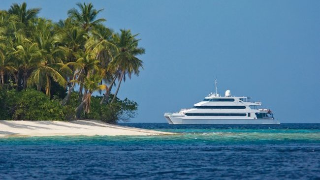 Four Seasons Explorer Yacht - Maldives -slide-1